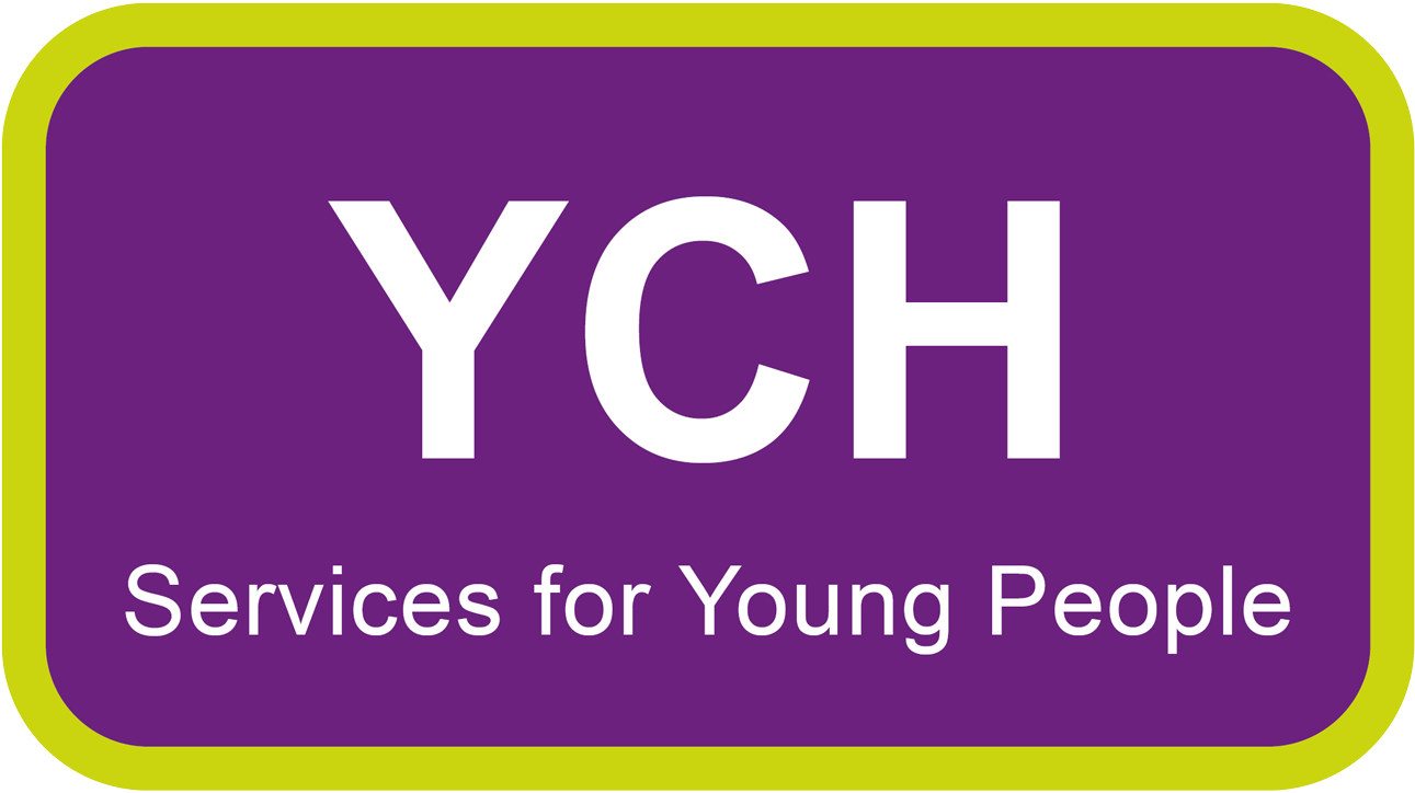YCH Services for Young People logo